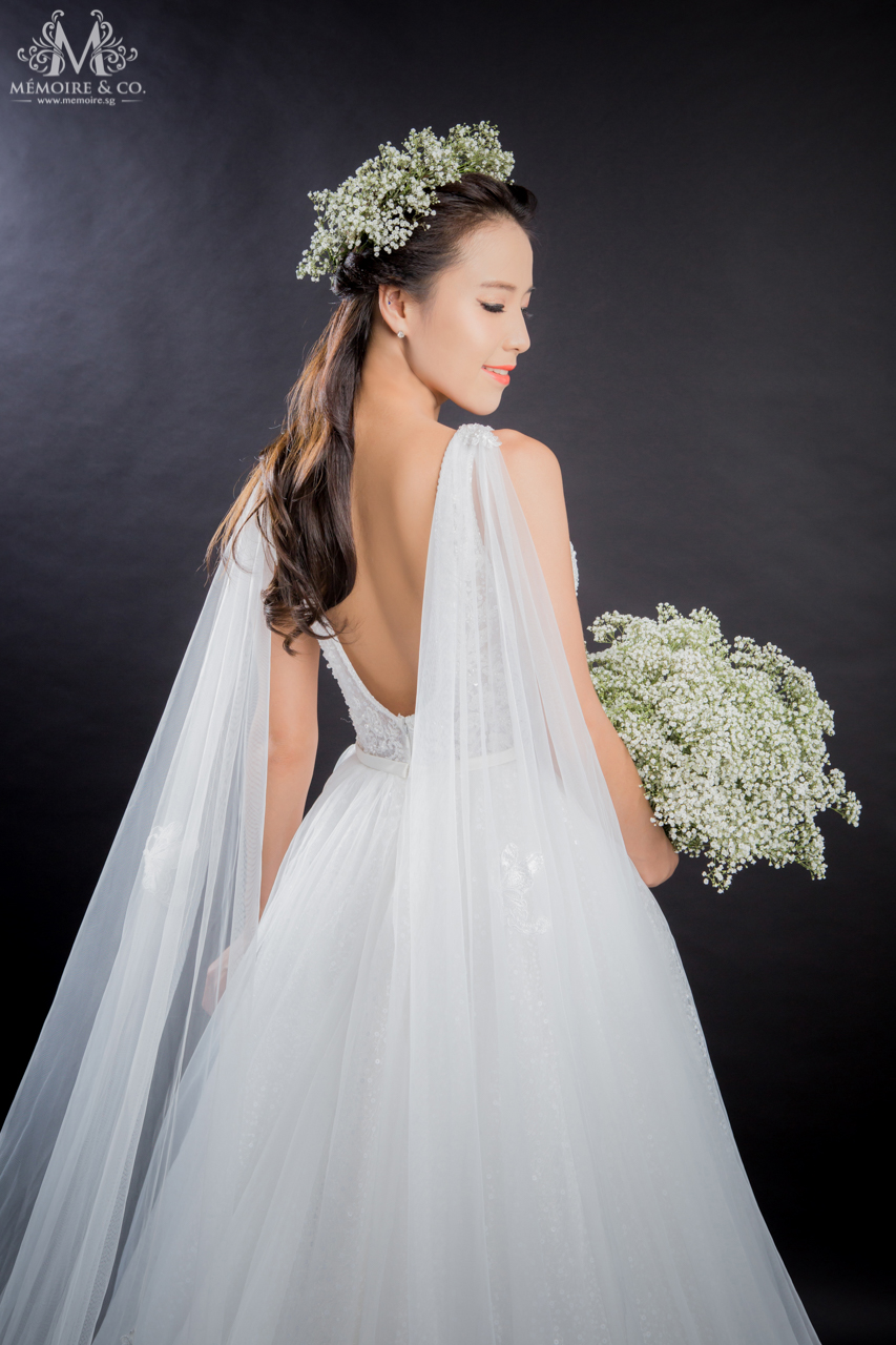 Elegant Collection | Wedding gown Singapore