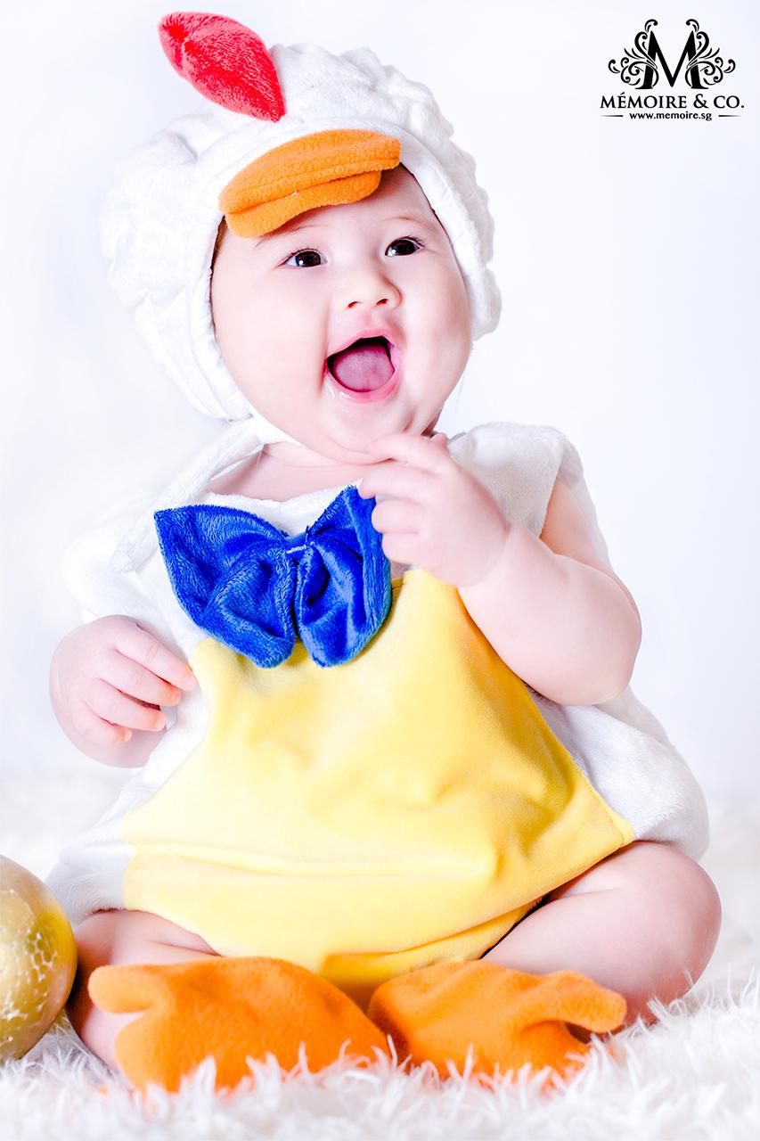 Baby Photoshoot Service